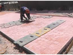 9 cuanto cuesta hacer un pisos estampado Cemento estampado precio